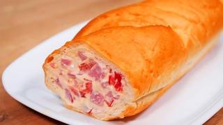 5 минут и ЗАКУСКИ ГОТОВЫ! Это лучше чем бутерброды!!! Гости будут удивлены...