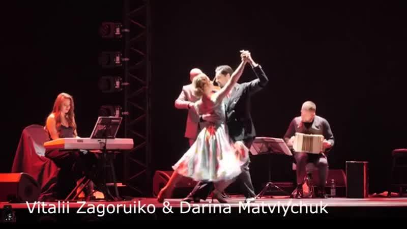 A las cinco en La Giralda KIEV TANGO PROJECT Vitalii Zagoruiko Darina Matv