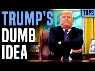 Genius Trump: Stop Testing to Stop Cases