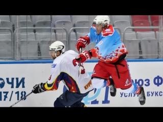 НХЛ. Финал VII Всероссийского Фестиваля по хоккею. Метеор  Стальные 15 мая