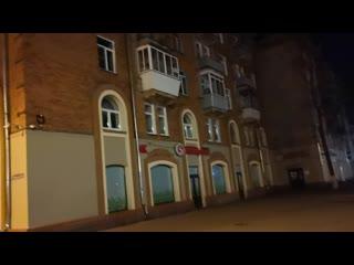 город Жуковский без света