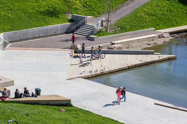 Grorudparken fights to reveal the rivers of Oslo