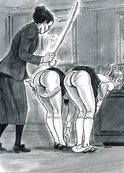 Spank Me Spanking Bondage Bdsm Art Erotic Art Fetish Drawing