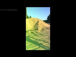 Глюкоза (Наталья Ионова, ГлюкоZа) на фотосессии - Instagram, 02/07/2018 - Голая Секси, купальник