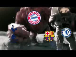 Бавария в этом сезоне Лиги Чемпионов