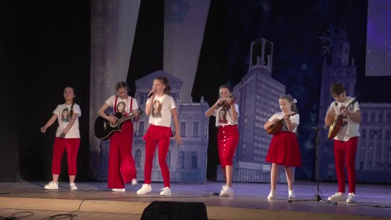 Дабл трабл, детская сборная Пермского края по КВН. Кубок губернатора