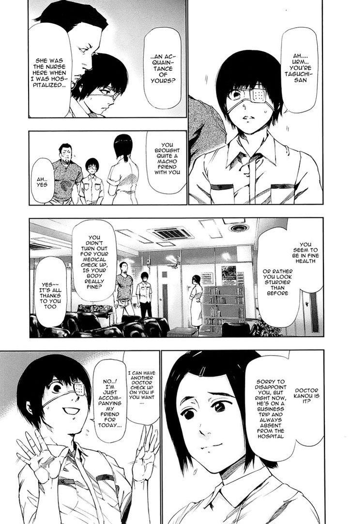 Tokyo Ghoul, Vol.9 Chapter 89 Scheme, image #5