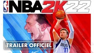 NBA 2K22 : Découvrez le TRAILER d'ANNONCE OFFICIEL VOSTFR 💥 Bande annonce