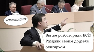 """Николай Бондаренко Заноза """"Единой РоССии"""""""