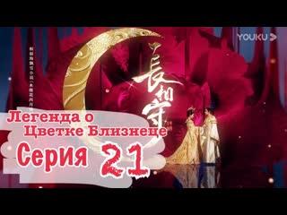 Легенда о цветке близнеце/Legend of twin flower (21/60) [озвучка HMP]