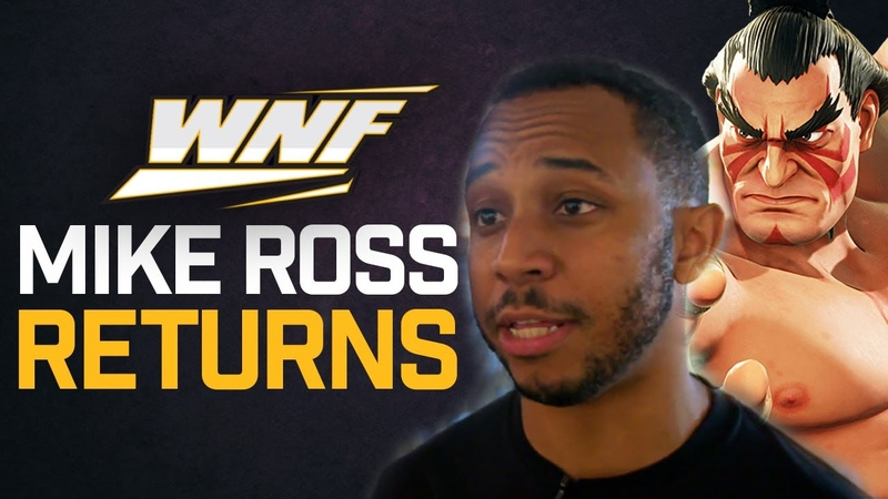 Mike Ross RETURNS with E. Honda to Wednesday Night Fights | Street Fighter V Champion Edition