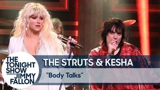 The Struts and Kesha: Body Talks