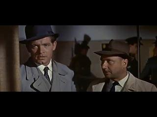 The Inspector (1962) Stephen Boyd, Dolores Hart, Leo McKern (Drama)