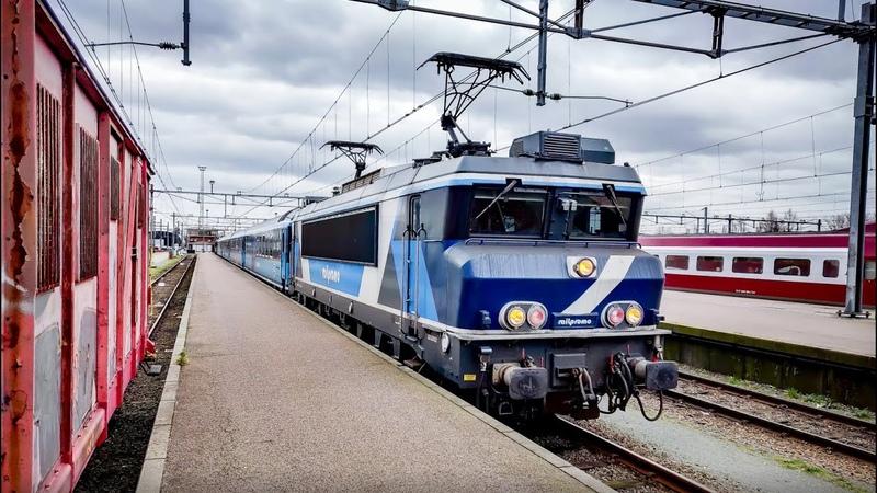 4K Cab Ride NL Dinner Train Watergraafsmeer - Haarlem - Heerhugowaard 15-02-2020