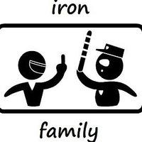 ...IRON FAMILY...