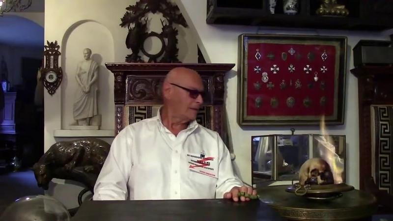 Событие Эдуард Ходос публично сжег череп главаря и основателя ультранацистской секты ХАББАД